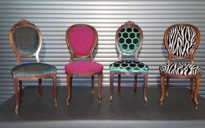 So werden aus alten Sesseln echte Hingucker