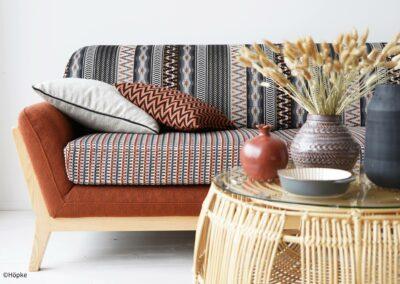 Moderne Stoffe für Ihre Möbel