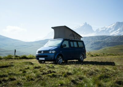 Wir polstern Campingbusse, Wohnwägen, Wohnmobile, etc.